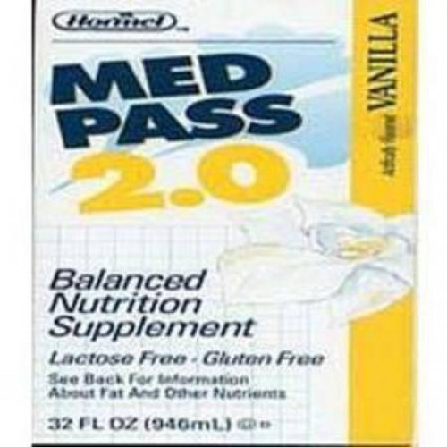 Med Pass 2.0 High Calorie High Protein Oral Supplement