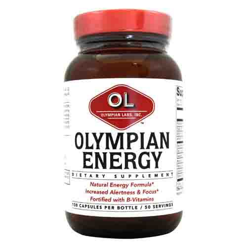 Olympian Energy Supplement