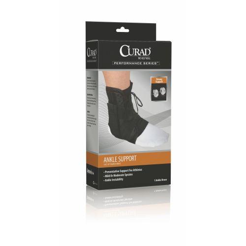 curad lace up ankle splint e04