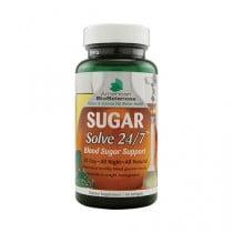 American Bio Sciences SUGAR Solve 24 7 Dietary Supplement