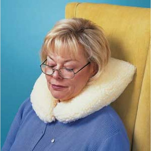 Sheepskin Cervical Pillow