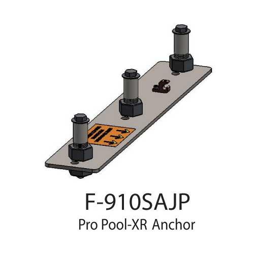 pool lift anchors and spa lift anchors for aqua creek products ec4