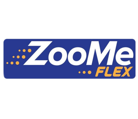 zoome flex folding travel scooter 80f
