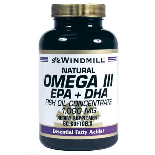 Windmill Omega 3 Fish Oil 1000mg