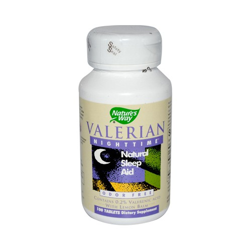 Nature's Way Valerian Nighttime