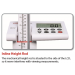 Detecto solo Eye-Level Scale Height Rod