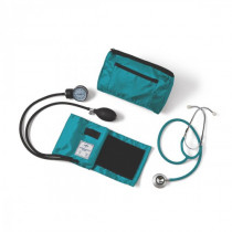 Compli-Mates Dual Head Aneroid Sphygmomanometer Combination Kits