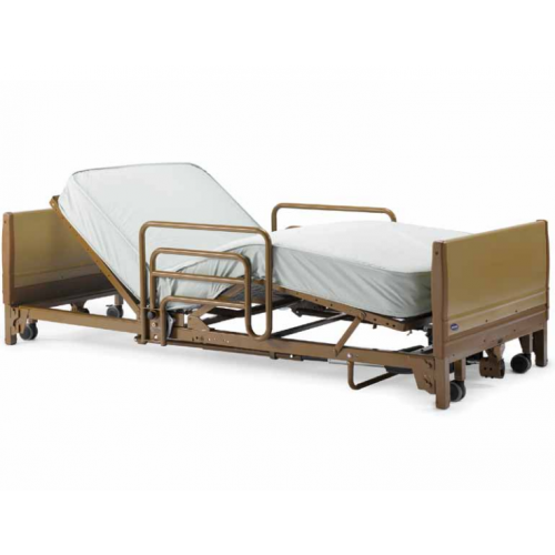 invacare full electric low hospital bed 5410low bundle
