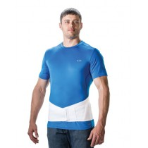 Elastic Criss Cross Lumbosacral Support