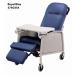 Royal Blue Geri Chair Recliner