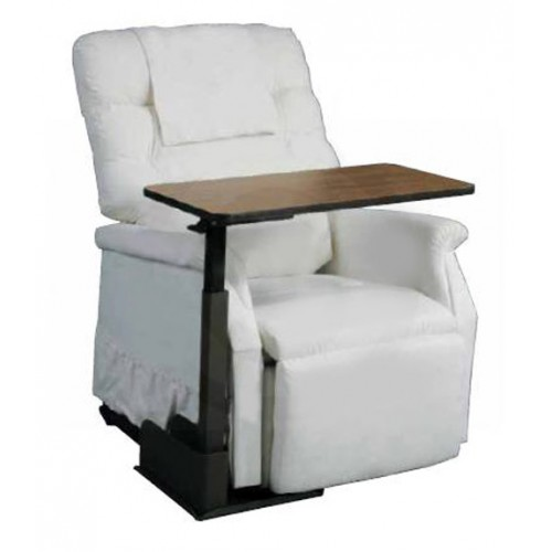 Seat Lift Chair Table By Drive 13085ln 13085rn Overbed