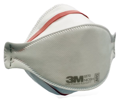 3M Surgical Mask N95 Low Priced at www.VitalityMedical.com 1870, 1870
