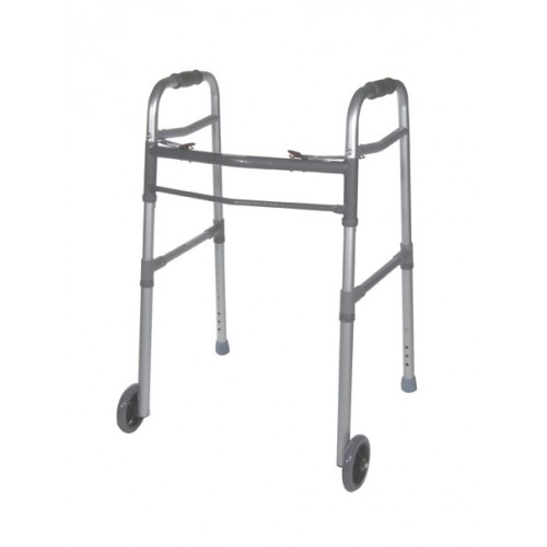 "Universal Walker Adult/Child by Drive with 5"" Wheels"