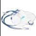 Curity Urine Drainage Bag Luer-Slip Anti-Reflux Device Drain Port 2000mL Bag