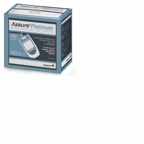 Assure test strips