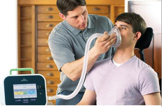 Cough Assist T70 Device Respironics 1098160