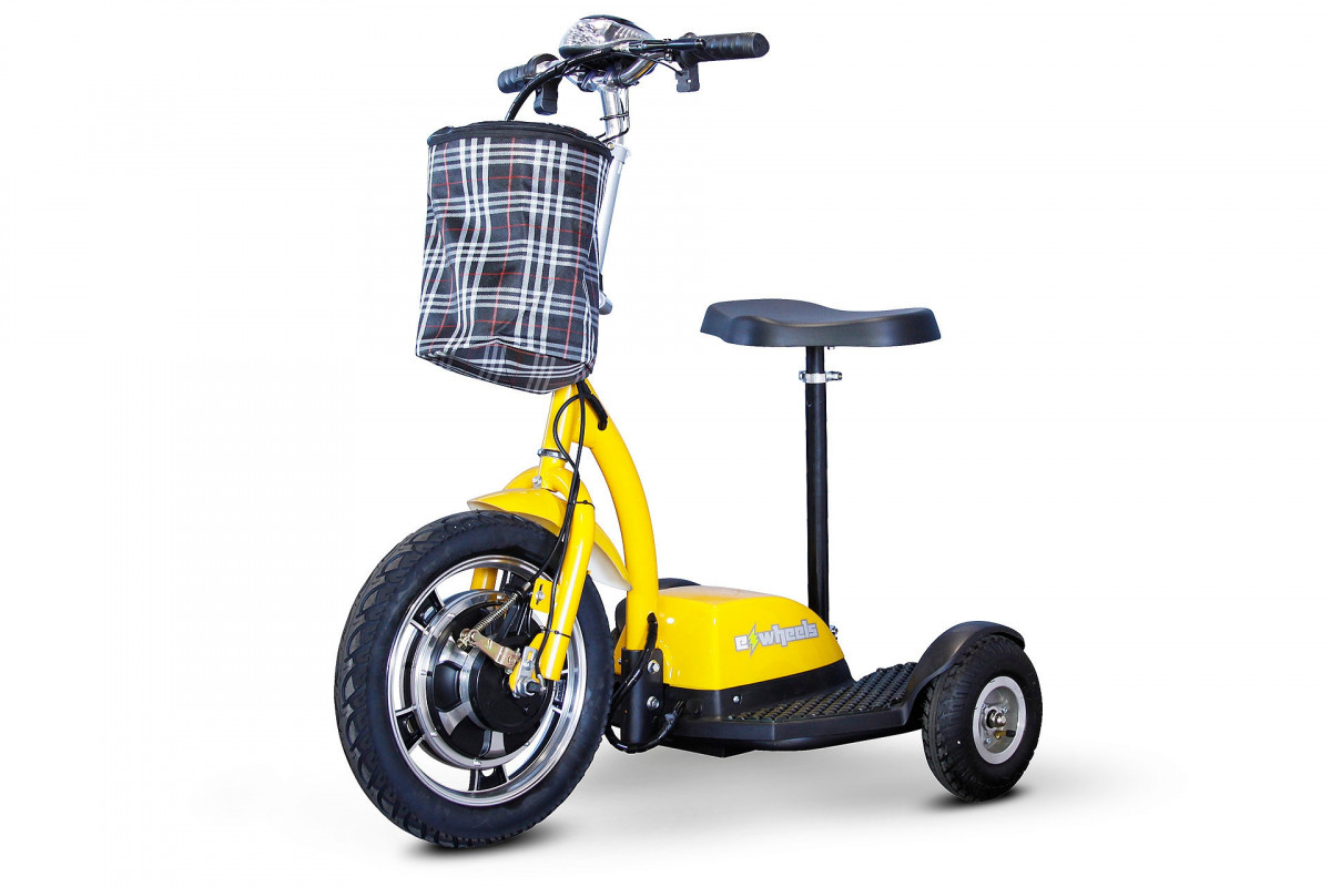 ewheels ew 18 stand n ride mobility scooter 1fc