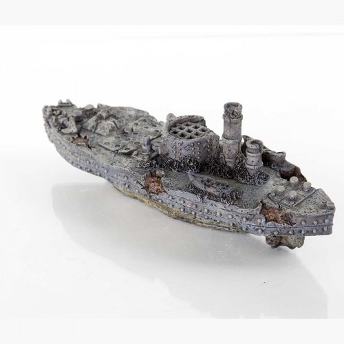 Decorative USS Monitor
