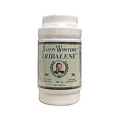 Jason Winters Tribalene Tea in a Tablet