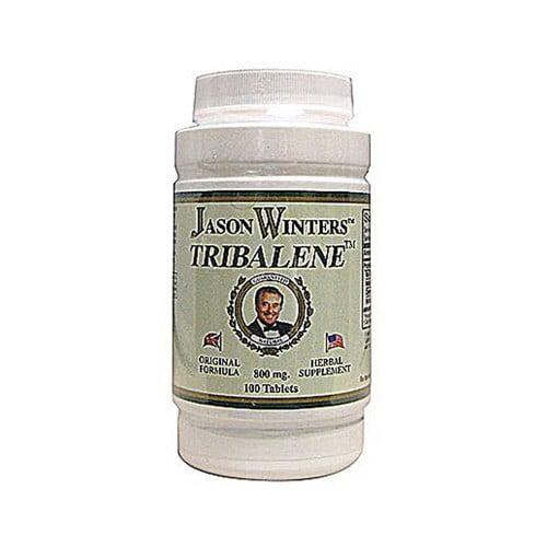Jason Winters Tribalene Tea in a Tablet