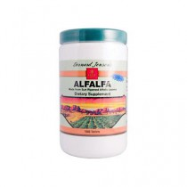 Bernard Jensen Alfalfa Leaf Tablets 550 mg