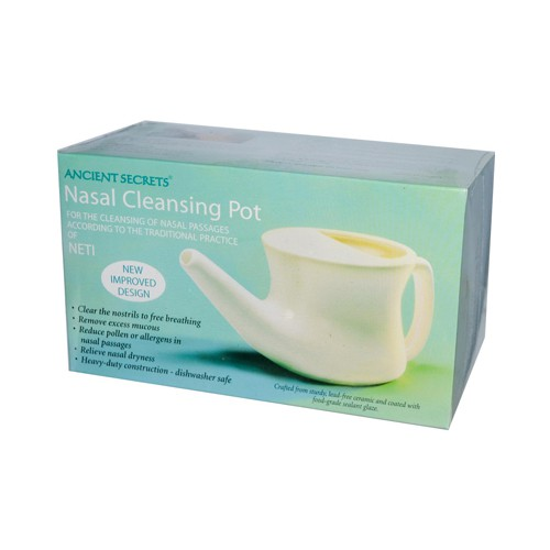 Ancient Secrets Ancient Secrets Nasal Cleansing Pot