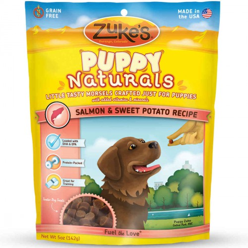 Puppy Naturals Salmon and Sweet Potato