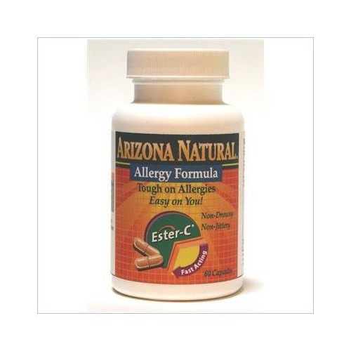 Arizona Natural Resource Allergy Formula