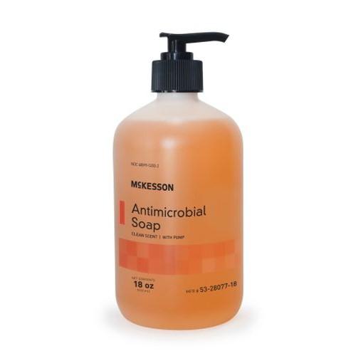 Antimicrobial Liquid Hand Soap