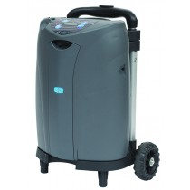 SeQual eQuinox Portable Oxygen Concentrator with Cart