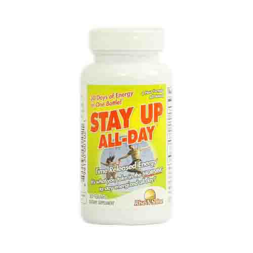 Stay Up All Day Energy Supplement