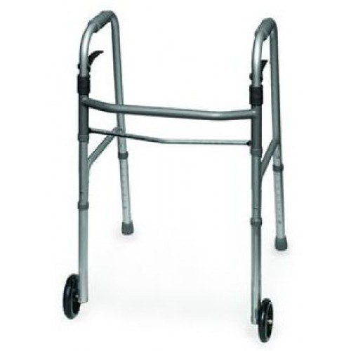 Invacare Sure Lever Release Trigger Wheeled Walker