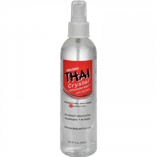 Thai Deodorant Stone Thai Crystal Mist Deodorant Pump
