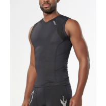Men's Compression Sleeveless Top