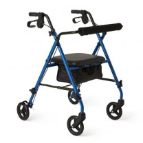 Medline Width Adjustable Rollators