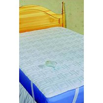 Quilted Waterproof Mattress Protector Various Sizes