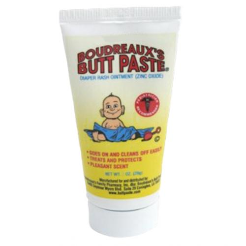 Butt Paste Diaper Rash Ointment 2 oz Tube