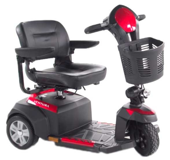 ventura 3 wheel scooter a48