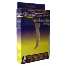 Anti-embolism Thigh-High Open Toe Stockings