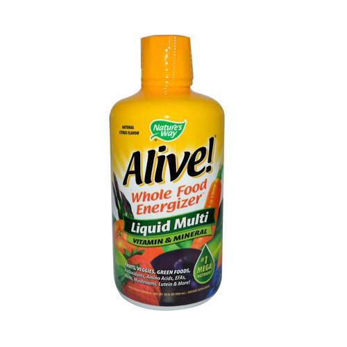 Nature's Way Alive Liquid