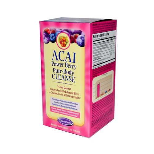 Nature's Secret ACAI Power Berry Pure Body Cleanse