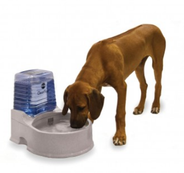 kh pet products cleanflow filtered water bowl 016