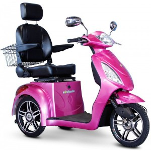 eWheels EW-36 B Elite 3 Wheel Scooter