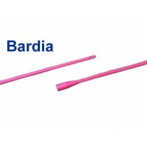 Bardia Red Rubber Intermittent Catheter