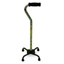 Alex Orthopedic Small Base Quad Cane