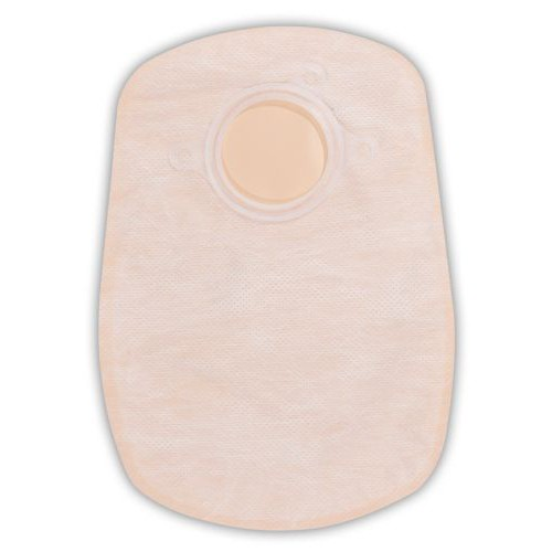 Natura Closed Pouch Opaque with 2-Sided Comfort Panel