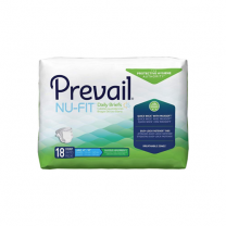 Prevail Nu Fit Heavy Absorbency