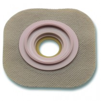 Convex Presized FlexWear Skin Barrier, Floating Flange
