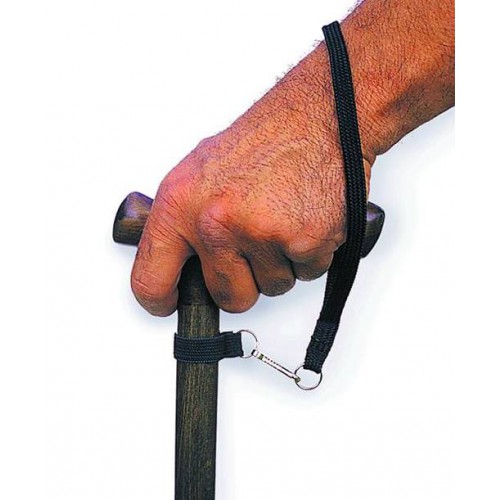 Leather Wrist Strap by Mountain Properties