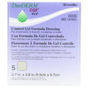 DuoDERM CGF 187660 | Square: 4 x 4 Inch by ConvaTec